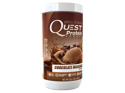 Quest Protein - Chocolate Milkshake 907 gram