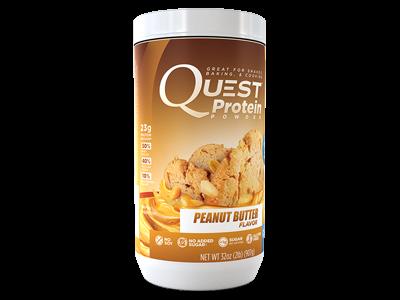 Quest Proteinpulver - Peanut Butter 907 gram