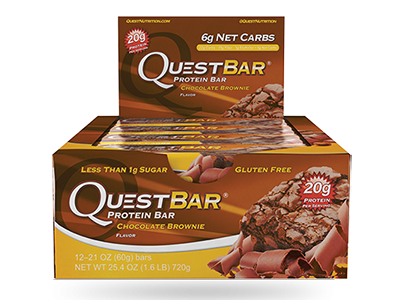 Quest Bar - Chocolate Brownie