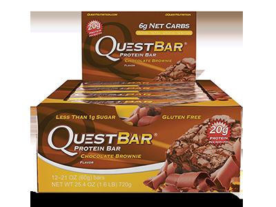 Quest Bar – Chocolate Brownie