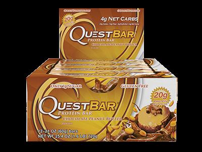 Quest Bar - Chocolate Peanut Butter