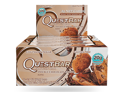 Quest Bar – Double Chocolate Chunk