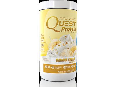 Banana Cream 907 gram